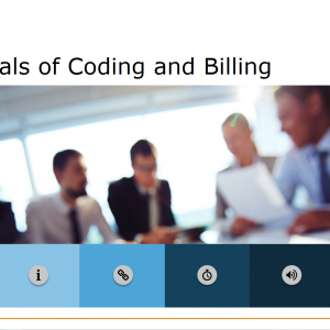Essentials of Coding and Billing