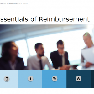 Essentials of Reimbursement