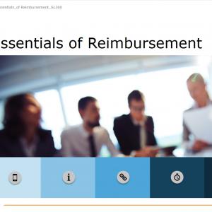 Essentials of Reimbursement